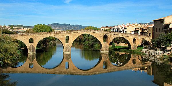 Puente Románico del Puente de la Reina