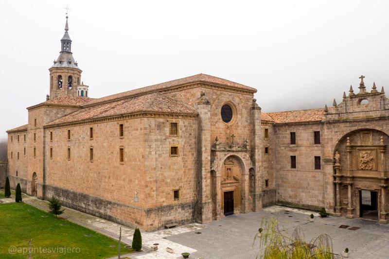Monasterio de San Millán de Suso y Yuso